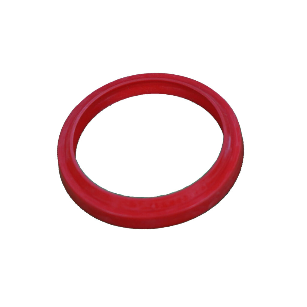 Urethane snap in wiperscrapper ring